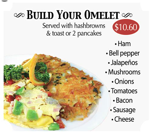 Build your Omelet